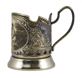 """Набор для чая """"Охотники на привале"""""""
