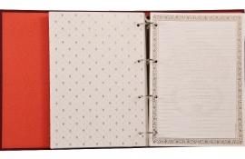 Книга семейная в картонной обложке СК-31