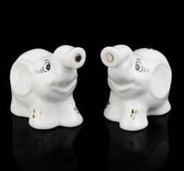 """Набор из 2-х слоников на магните """"Поцелуйчик"""""""