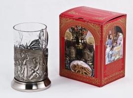 """Подстаканник """"Русские пляски"""" в подарочной коробке"""