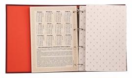 """Книга семейная в картонной обложке """"Традиция"""" СКТ-31"""