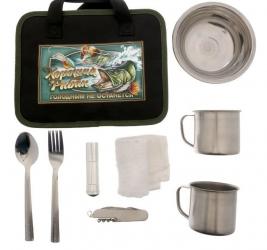 """Набор для пикника """"Хороший рыбак"""", 11 предметов"""