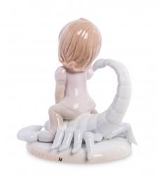 """Фигурка-зодиак """"Скорпион"""" 10 см арт. 10187"""