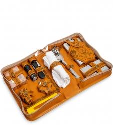 """Подарочный походный набор со столовыми приборами """"Медведь"""" от 4 150 руб"""
