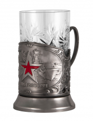 "Набор для чая ""Армия"" в картонном футляре арт. ПД-367/1У"