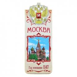 """Закладка магнитная """"Москва"""""""
