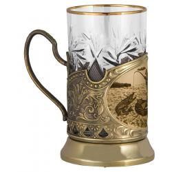 "Набор для чая ""На рыбалке"" в картонном футляре арт. ПД-508/1У-л"