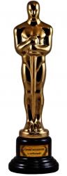 """Приз Оскар """"Самый желанный и любимый!"""" 28 см"""